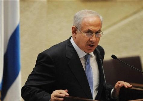Image: Netanyahu