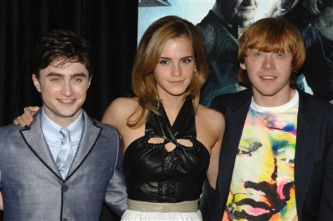 Premiere Harry Potter And The Half Blood Prince NY