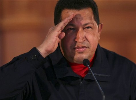 Image: Hugo Chavez