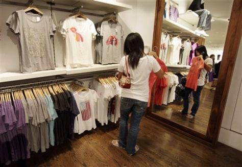 Image: Retail sales