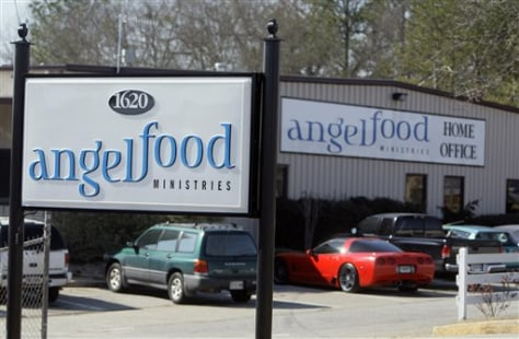Image: Angel Food Ministries headquarters