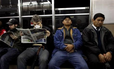 Image: Argentina Swine Flu