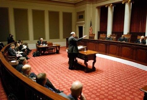 Image: Attorney for Al Franken