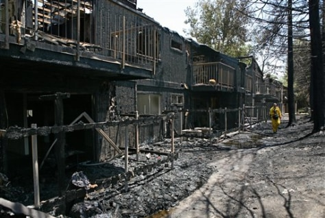 IMAGE: DESTROYED CONDOS