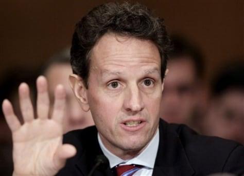 Image: Geithner