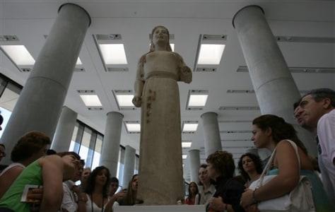 Image: Greece Acropolis Museum