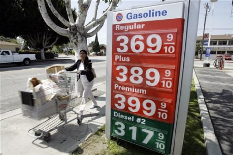 Image: Gasoline Prices