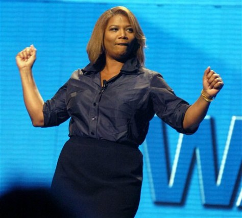 Image: Performer Queen Latifah