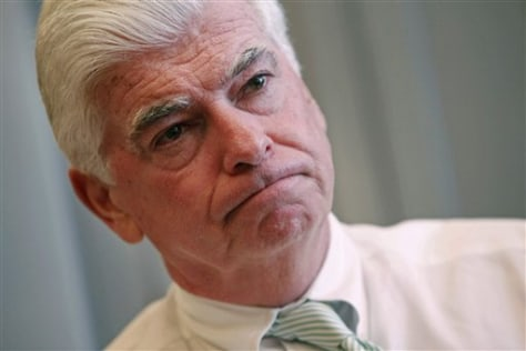 Image: Sen. Christopher Dodd, D-Conn.