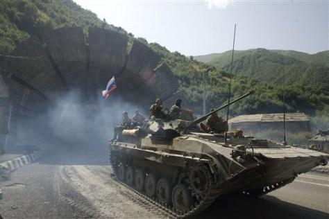 Image: Georgia-Russia