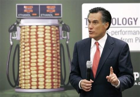 IMAGE: FormerGov. Mitt Romney, R-Mass.