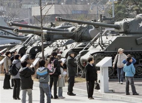 Image: Korea War Memorial Museum