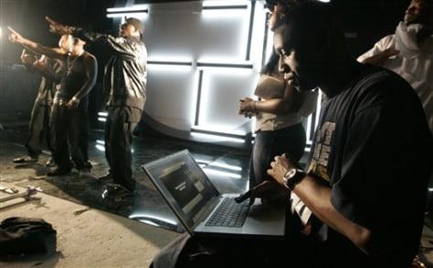 Image: Chaka Zulu, I20, Ludacris, Rocko