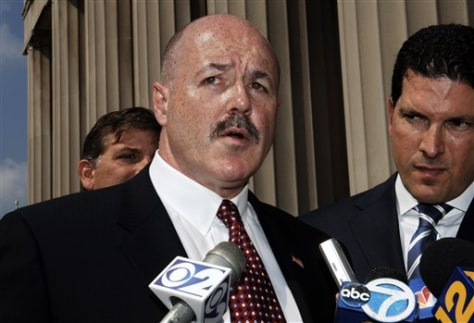 IMAGE: Former New York City Policer Commissioner Bernard Kerik