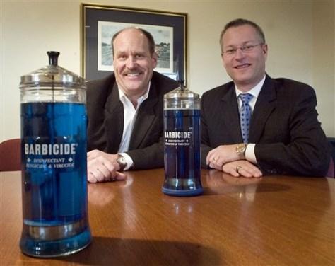Barbicide makers have big expansion plans - Business - US