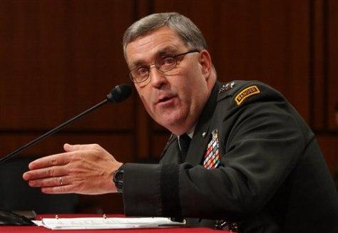 Lt. Gen. Douglas Lute