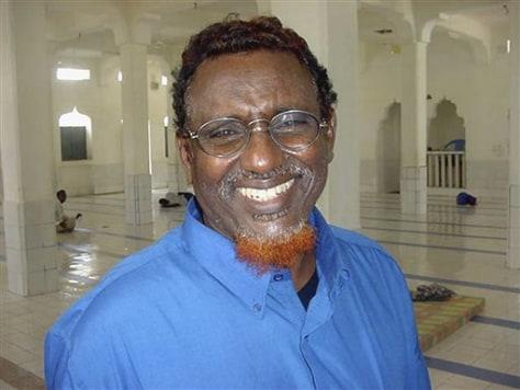 Image: Somalia opposition figure