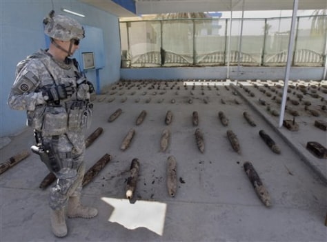 Iraq Weapons