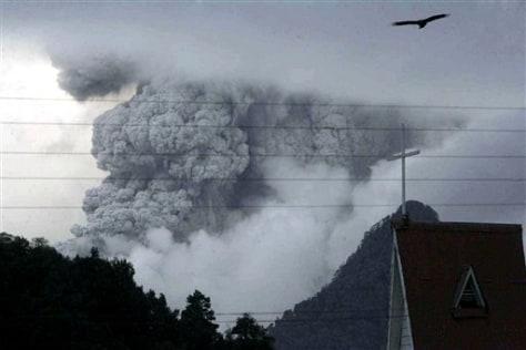 Image: Chile volcano