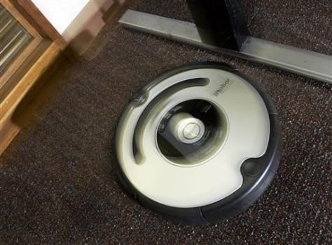 Image: Robotic vacuum