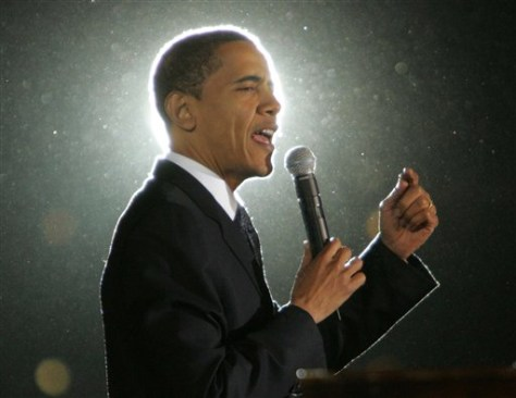 Sen. Barack Obama, D-Ill.,