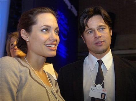 Image: Jolie, Pitt