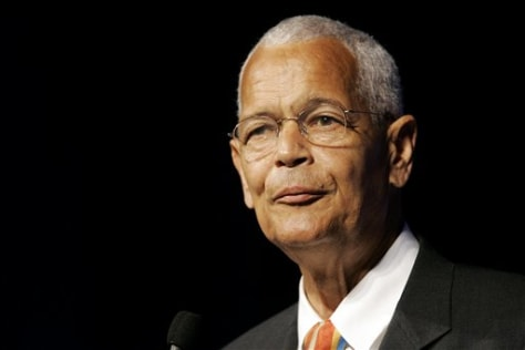 Image: NAACP Chairman Julian Bond