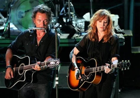 Image: Springsteen Rehearsals