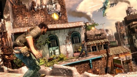 "Imagel: ""Uncharted 2: Among Thieves"""