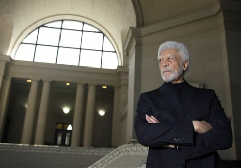 Image: Oakland Mayor Ron Dellums