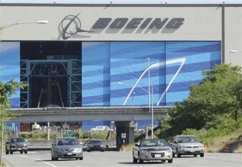 Boeing Job Cuts