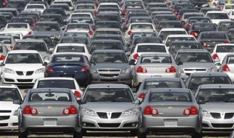 Image: Pontiacs, Chevrolets