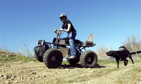 Image: Electric ATV