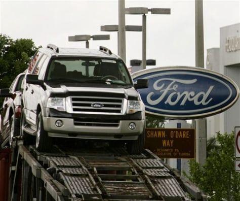 Image: Fords