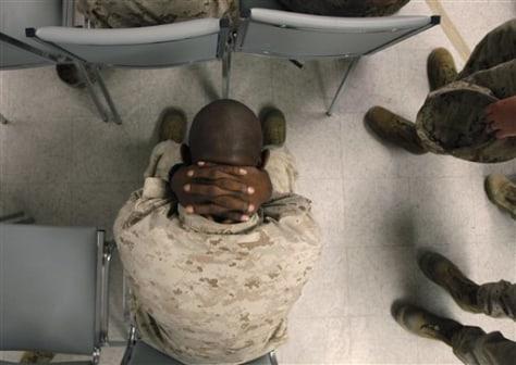 Predicting PTSD