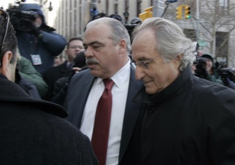 Image: Madoff recovery
