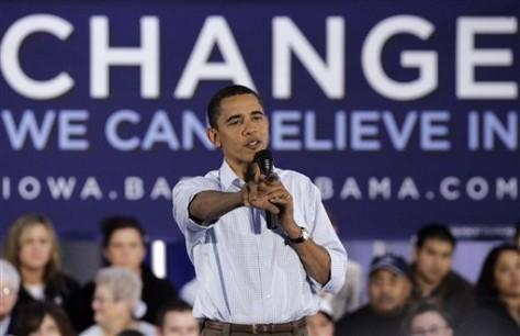 IMAGE: Sen. Barack Obama, D-Ill.