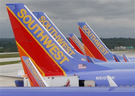 Image: Southwest goes East