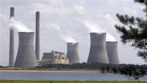 IMAGE: COAL-FIRED POWER PLANT