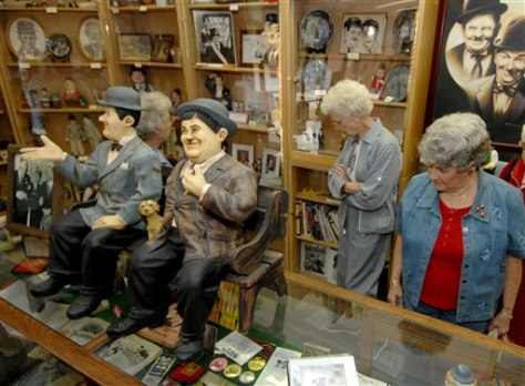 Image: Laurel And Hardy Museum