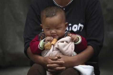 Image: Chinese child