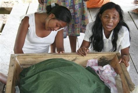Venezuela Indian Deaths