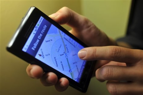 Image: Motorola Droid smartphone
