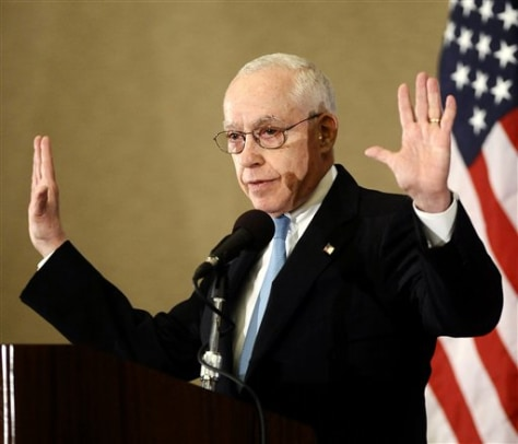 Image: U.S. Attorney General Michael Mukasey