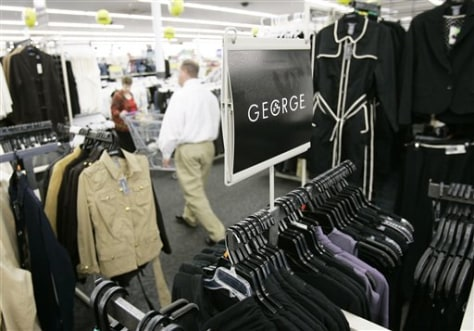 Image: George fashion line