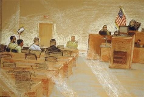 Image: Guantanamo detainee Ali Hamza al-Bahlul