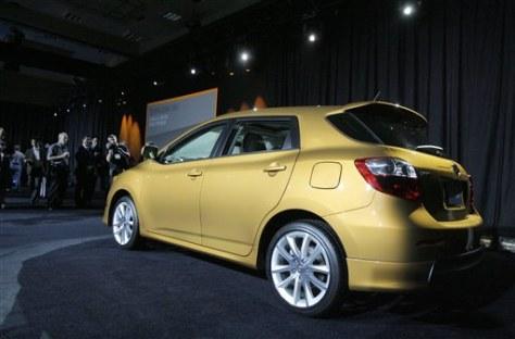 Image: Toyota Corolla