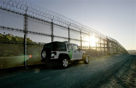 Image: Border Fence