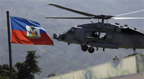 Image: Haiti earthquake