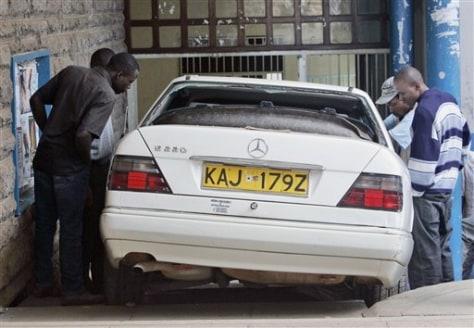 Kenya Activists Slain